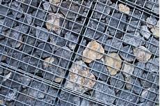 Roche Dans La Cage Photo Stock Image Du Mat 233 Riau Maille