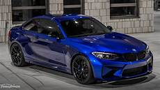 Bmw M2 Quot Individual Quot San Marino Blue Shows New Product
