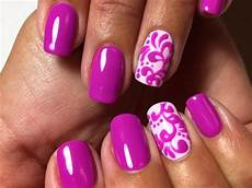 70 most beautiful gel nail art ideas