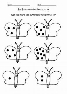 worksheets for kindergarten free 20286 number bonds to 9 and 10 worksheets by misscoombs teaching resources tes