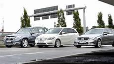 Mercedes Clk Glk Und B Klasse Im Vergleich Welches