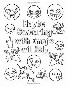Emoji Malvorlagen Word 120 Besten Color Me Emoji Bilder Auf Malb 252 Cher