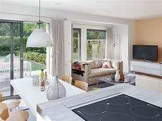 offenes wohn esszimmer modern mit k 252 che wohnzimmer ideen