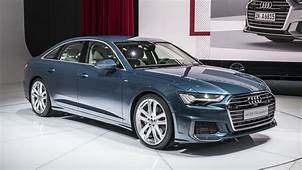 The New Audi A6 And E Tron Prototype Finally Revealed In