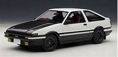 initial d 86 initial d fan get your own ae 86 scale model from autoart