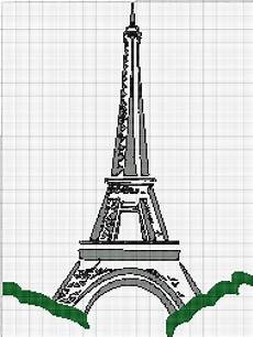 Gambar Wallpaper Menara Eiffel Gudang Wallpaper