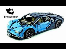 lego technic bugatti lego technic 42083 bugatti chiron speed build for
