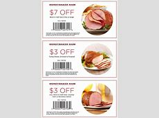 honey baked ham senior discount