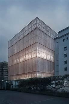 O O Baukunst Ernst Busch Academy Of Dramatic Arts Berlin