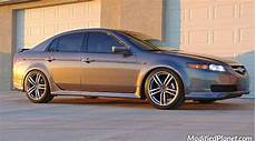 2006 acura tl with 2006 infiniti m45 oem wheels