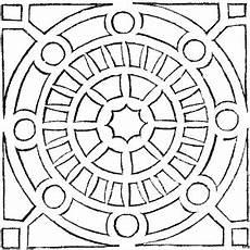 Mandalas Zum Ausdrucken Gratis Malvorlagen Rundes Mandala Ausmalbild Malvorlage Mandalas Zum