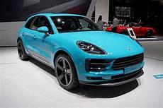 Bildergalerie Porsche Macan Facelift 2018 Bilder