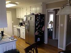 kitchen cabinet finish color and existing trim color