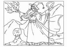 Malvorlagen Zauberer Zum Ausdrucken Malvorlage Zauberer Kostenlose Ausmalbilder Zum Ausdrucken