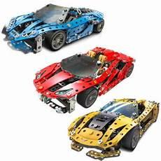 jeu de construction meccano voiture de sport meccano