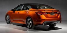 la auto show the 2020 nissan sentra is a sleeker compact