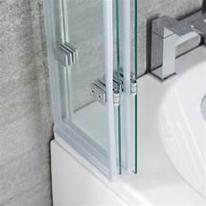 parete vasca da bagno parete vasca da bagno pieghevole 1400 x 800mm portland