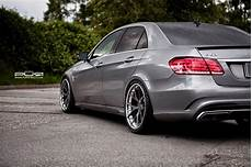 mercedes w212 e63 amg facelift on pur wheels benztuning