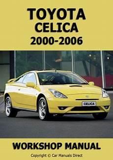 best auto repair manual 2000 toyota celica auto manual toyota celica 2000 2006 workshop manual in 2020 toyota celica car toyota