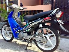 Modifikasi Shogun R 110 by 2003 Suzuki Shogun R 110 Moto Zombdrive