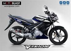 Striping Cb150r Variasi by Modif Striping Yamaha Vixion Motoblast