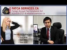 fatca services ca fbar form 8938 form 8891 form 3520