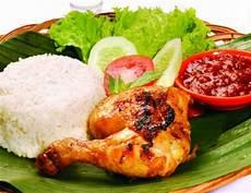 Gambar Nasi Ayam Goreng Box Gambar Hitam Hd