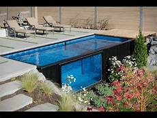 How To Build A Swimming Pool From Shipping Container