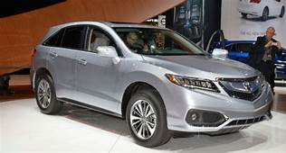 2016 Acura RDX Image  New Autocar Review