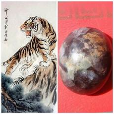 Juragan Akik Unik Akik Garut Gambar Harimau Terjual