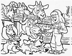 smig petting zoo coloring book