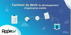 cout developpement application android facteurs du devis du d 233 veloppement d application mobile