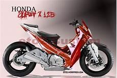 Modifikasi Honda Supra X by Otomotif Bike Contoh Modifikasi Honda Supra X 125