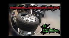 sommerreifen allwetterreifen test 2018 by dc motors