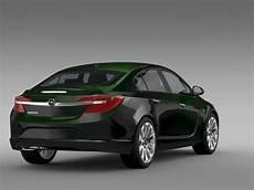opel insignia hatchback 2015 3d model buy opel insignia