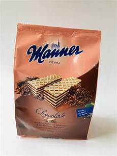crema wafer 200g manner choc creme wafers gourmet more
