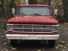1968 Ford Pickup F 350 Flatbed For Sale Photos Technical