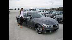 Open Trunk New Bmw 435i Gran Coupe M Sport