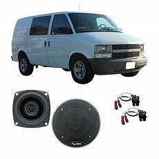 security system 1994 chevrolet astro spare parts catalogs fits chevy astro van 1996 2005 rear pillar replacement ha r4 speakers new ebay