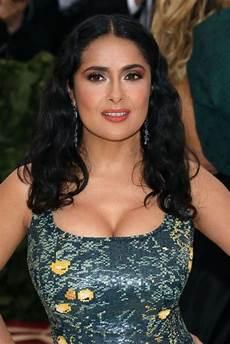 salma hayek 2018 met gala 2018 get the look news tilbury
