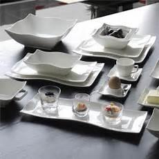 service vaisselle blanc carr 233 design en image