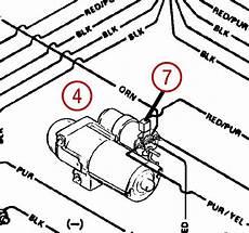1998 4 3l Mercruiser Starter Wiring Diagram Page 1