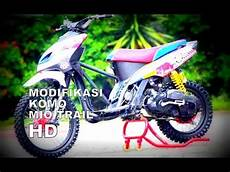 Mio Modif Trail Sederhana by Modifikasi Mio Sporty Trail Komo Jepara