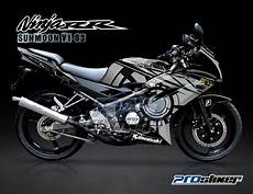 Rr 2014 Modif by Modifikasi Rr New 150 Cc Striping Variasi New