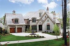 french provincial style house plans stone and brick french country home plan 17528lv