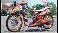 Motor Mio Sporty Modifikasi by Motor Trend Modifikasi Modifikasi Motor Yamaha Mio