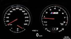 2018 bmw m2 competition instrument cluster hd wallpaper 31
