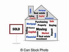 haus verkaufen mit hypothek kehren verbesserung zur 252 ck zeichen schilder zeichen