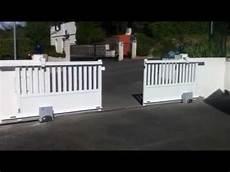 Portail Coulissant 2 Vantaux