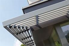 Protection Solaire Structurelle En Aluminium Renson
